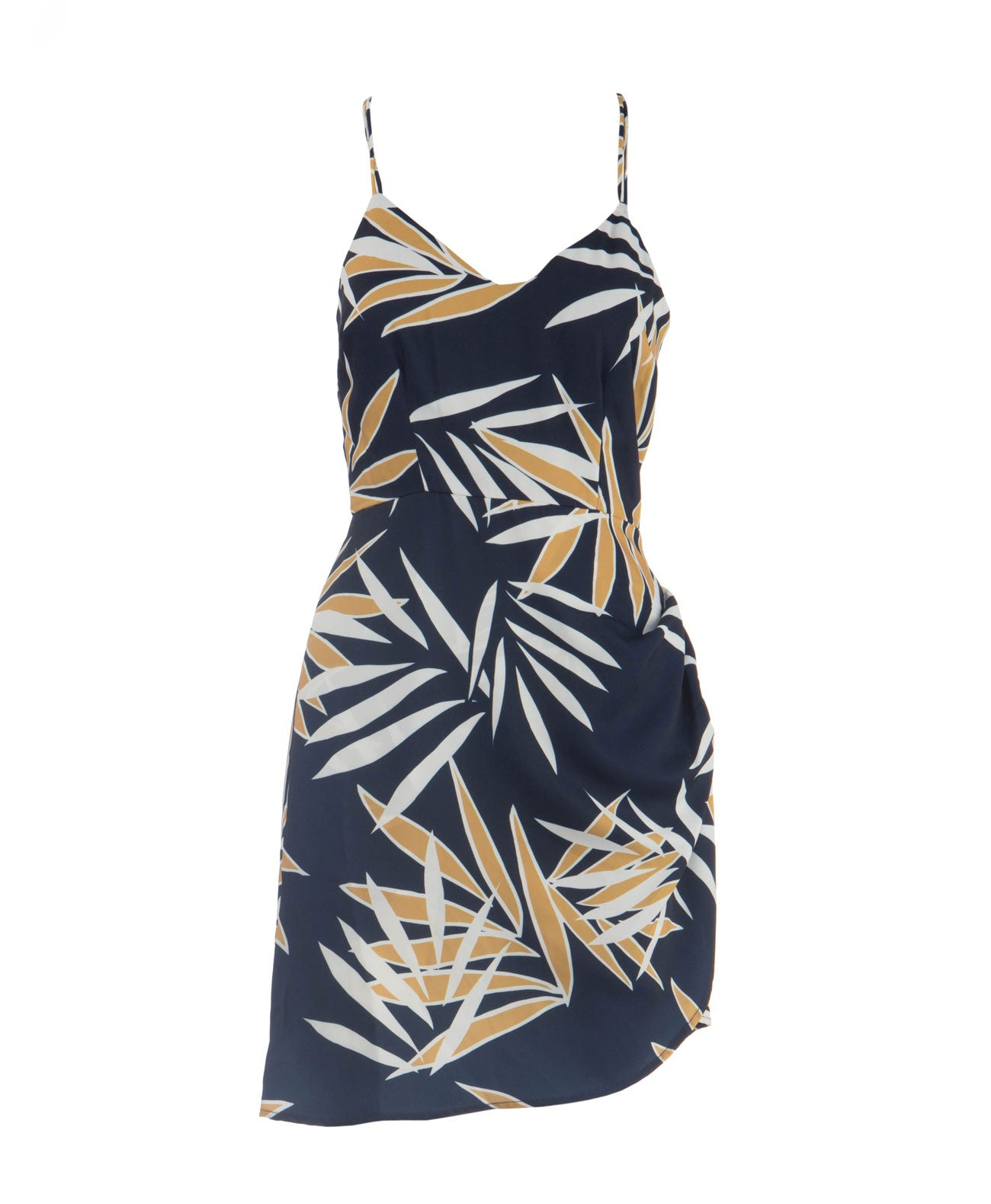 Ritual Union Palm Printed Mini Dress - Koko & Palenki - 1