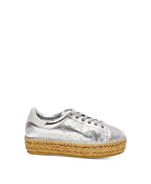 espadrille leather sneaker pace