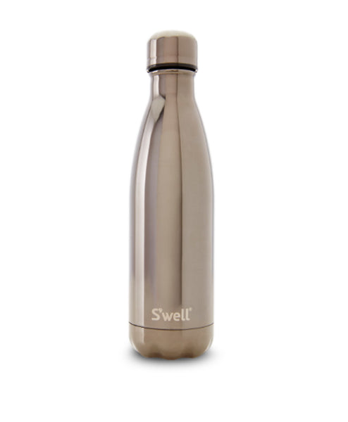Metallic Titanium Bottle (17oz)