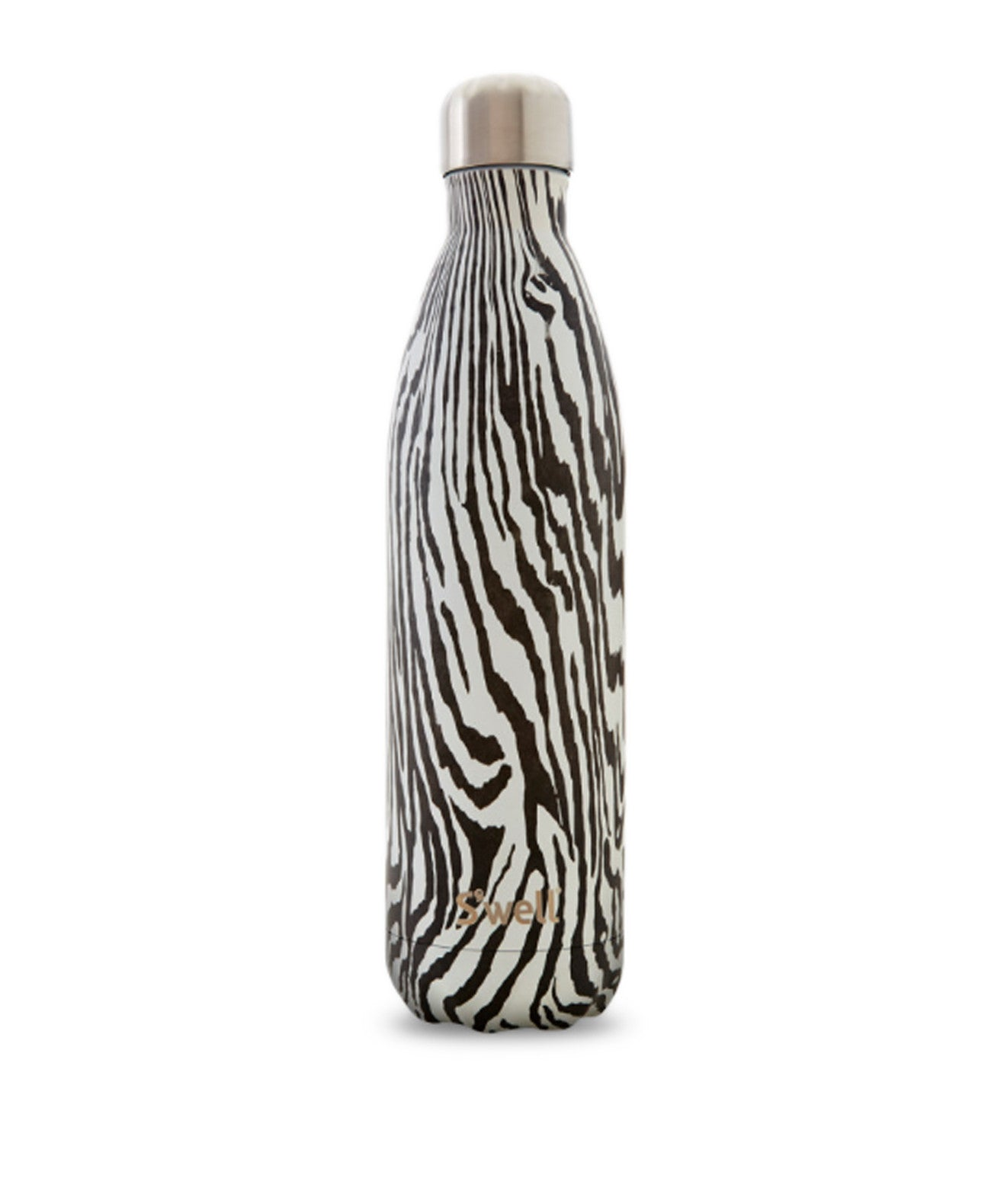 Noir Zebra Bottle (25oz) - Koko & Palenki