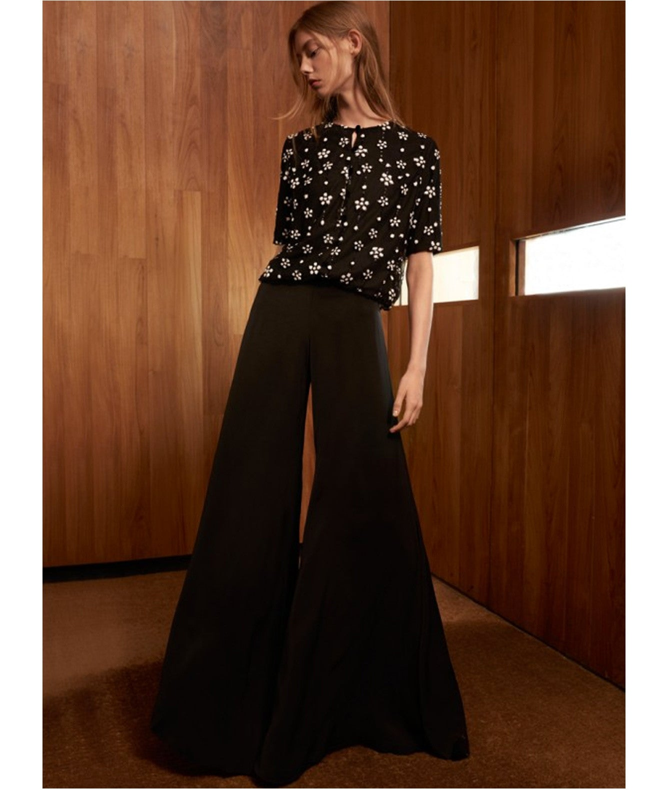 Mason Flowy Wide Leg Pants