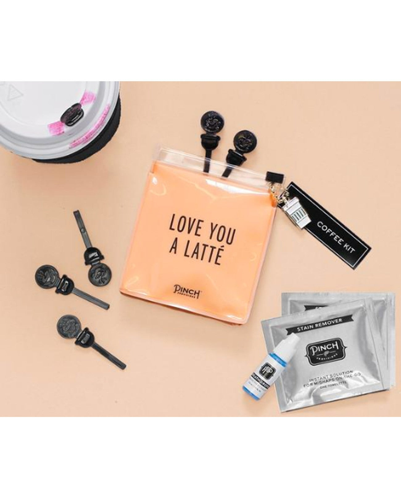 Love You Latte Mini Micro Coffee Kit