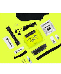 Fitness_kit Fitness Emergency Kit Neon Yellow