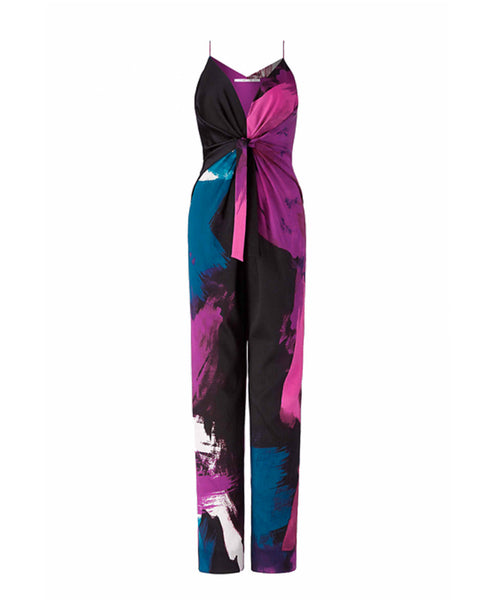 Rylen Silk Jumpsuit