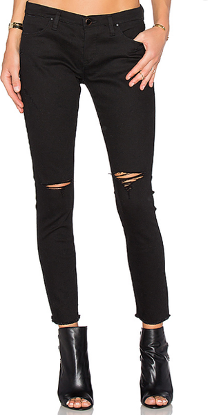 Crazy Train Skinny distressed