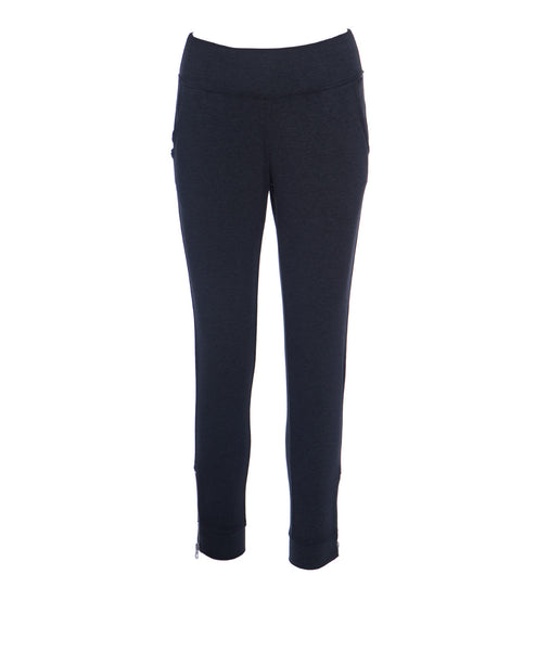 The Kerr Skinny Tencel Pant w/ Ankle Zippers