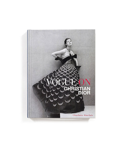 Vogue on Christian Dior Book