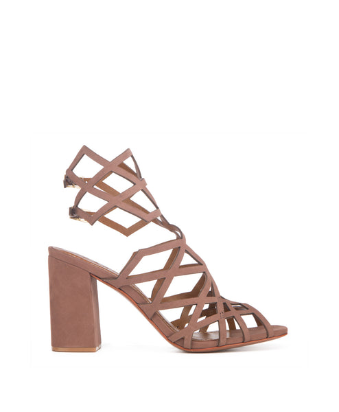Yala Caged High Heel