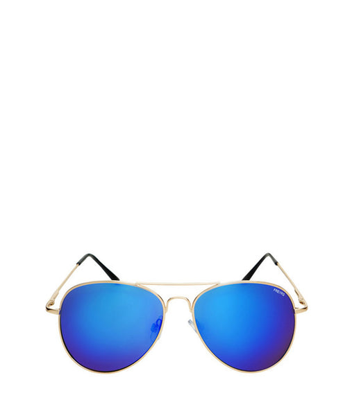 Barry Mirror Aviator Sunglasses