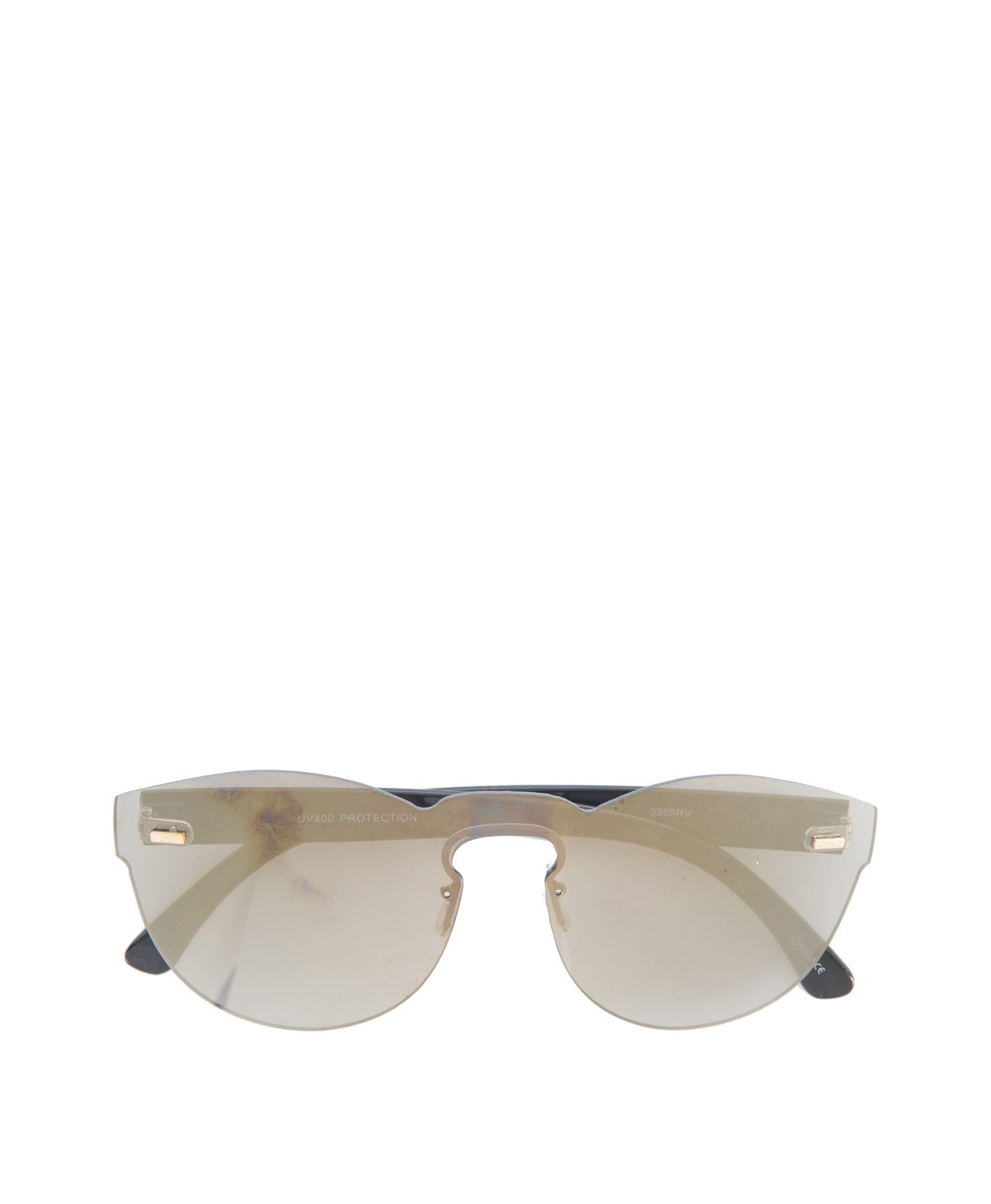 Beka Flat Mirrored Sunglasses - Koko & Palenki