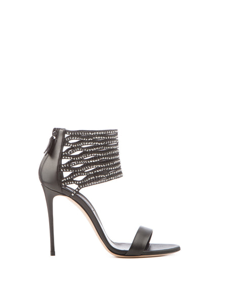 Cleopatra Caged Ankle Sandal