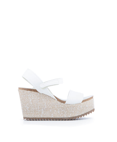 Dorothy Ankle Strap Wedge