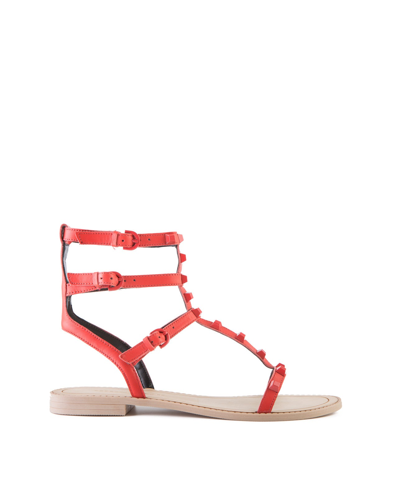 Georgina Leather Gladiator Sandal - Koko & Palenki - 1