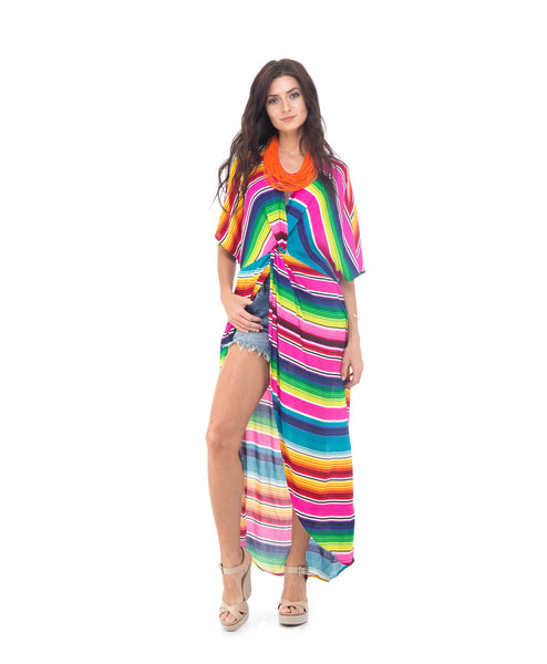 Get Twisted Maxi in serape party cloud