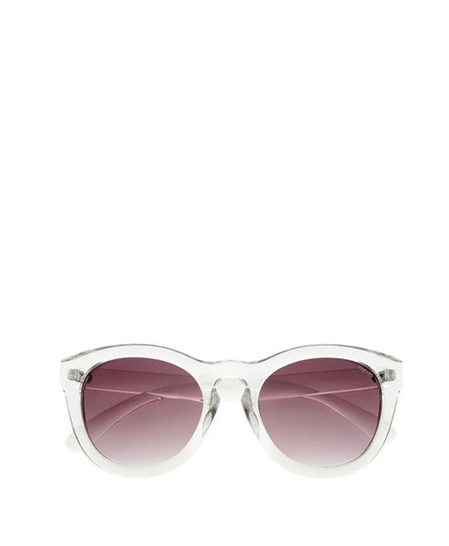 Lily Clear Frame Sunglasses
