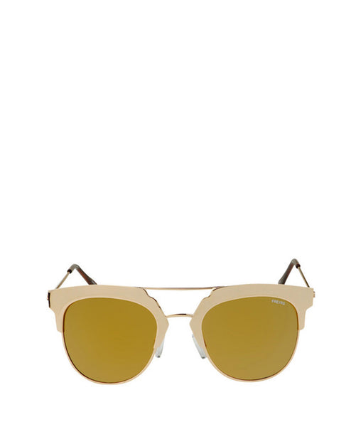 Lulu Gold Trim Sunglasses