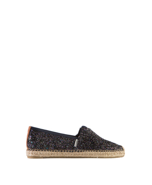 Mermaid Joy Glitter Espadrille