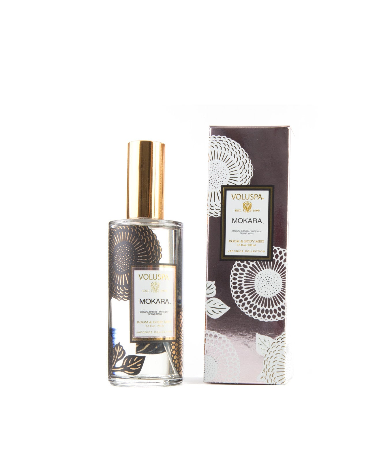 Mokara Room Spray & Body Mist - Koko & Palenki
