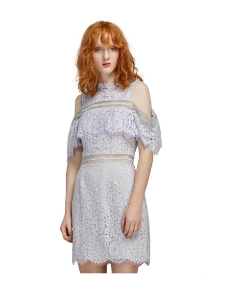 Oblivion Lace Mini Dress