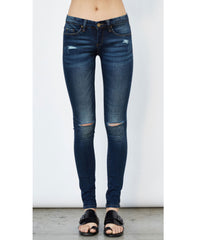 Pros and ExCons Dark Denim Skinny - Koko & Palenki - 2
