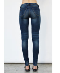 Pros and ExCons Dark Denim Skinny - Koko & Palenki - 4