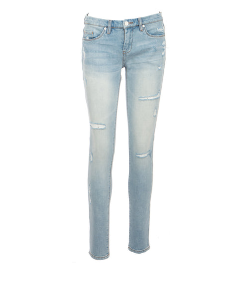 Secret Box Distressed Skinny