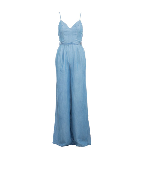 Sunshine Chambray Jumpsuit