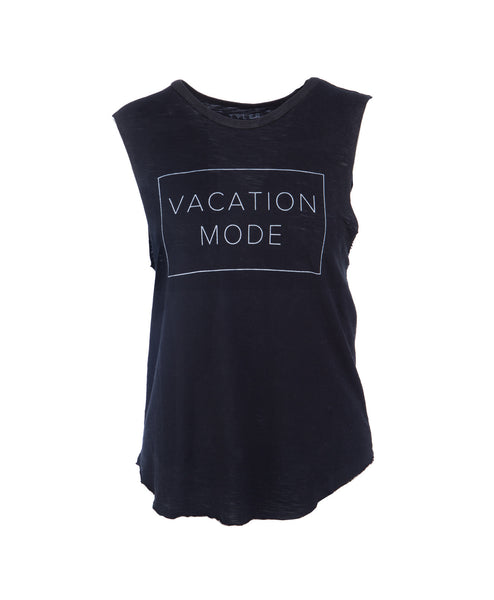 VacationModeTee Vacation Mode Muscle Tee