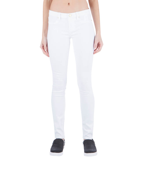 White Lines Super Skinny Denim