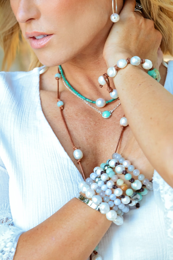 Join us for a Sea Lustre Jewelry Trunk Show