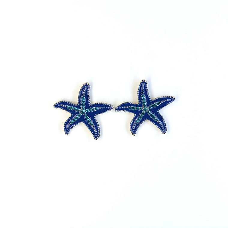 Starfish Blue