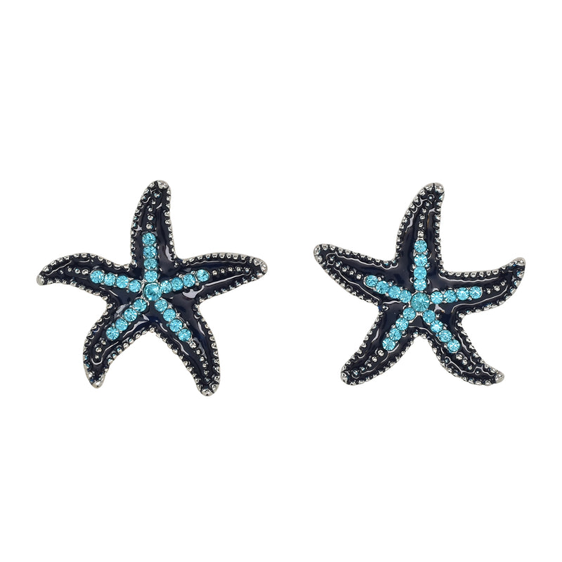 Crystal Starfish Navy