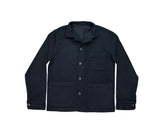 En Passant EP2 Workmans Jacket Navy Moleskin