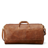 J.W.Hulme Medium Leather Duffle.
