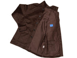 EP2 Workmans Jacket Brown Moleskin