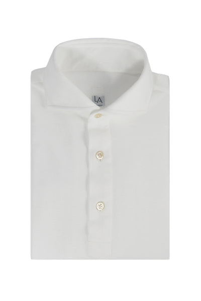 Shirt - The Friday Polo - White