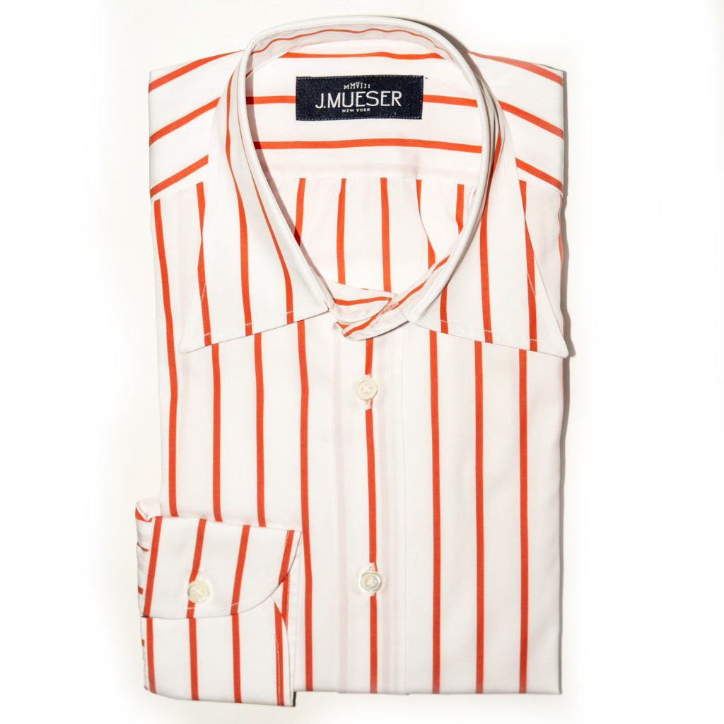 WM Brown Negroni Stripe Shirt