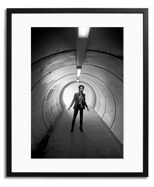 Nick Cave, Wandsworth, Framed photograph