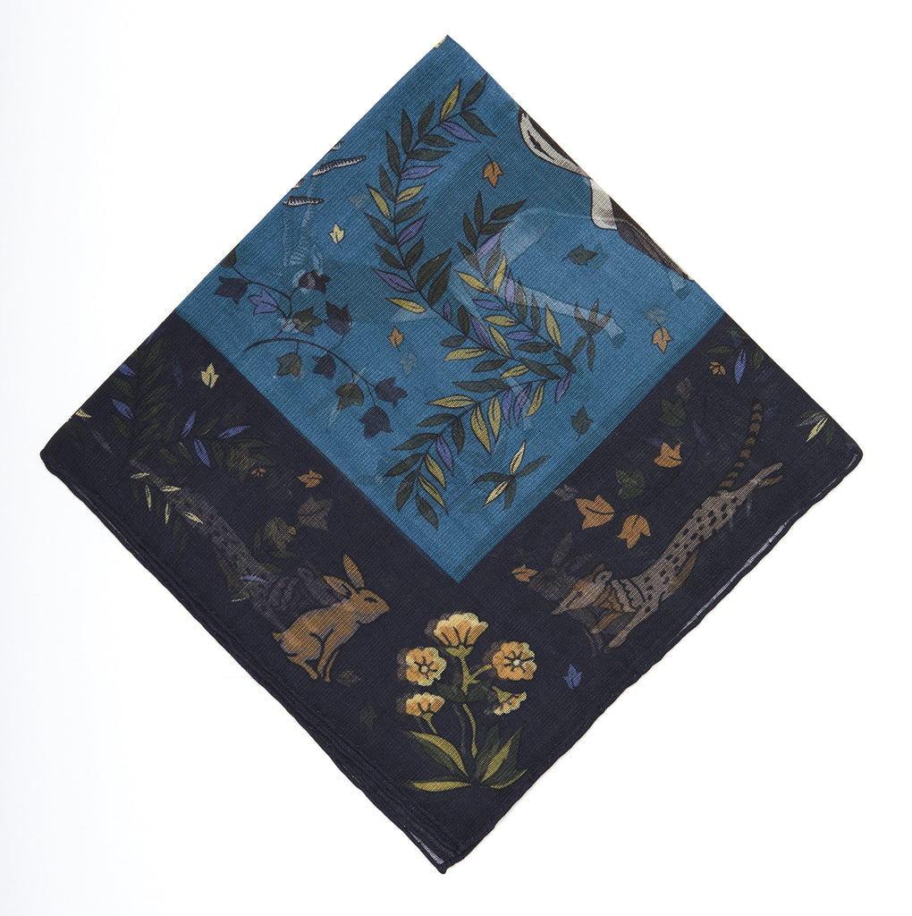 Pocket Square - Floral Print