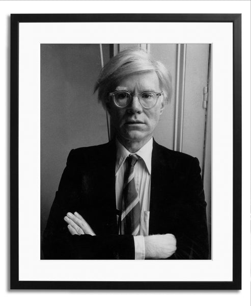 Andy Warhol, Framed photograph