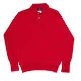 Cashmere Polo Collar Sweater