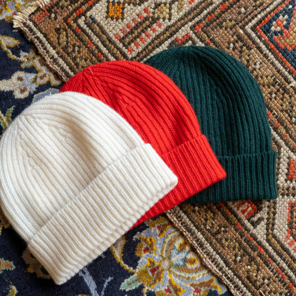 Cashmere Knit Hats