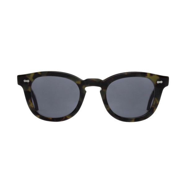 "The Bespoke Dudes ""Donegal"" Sunglasses - Green Tortoise"