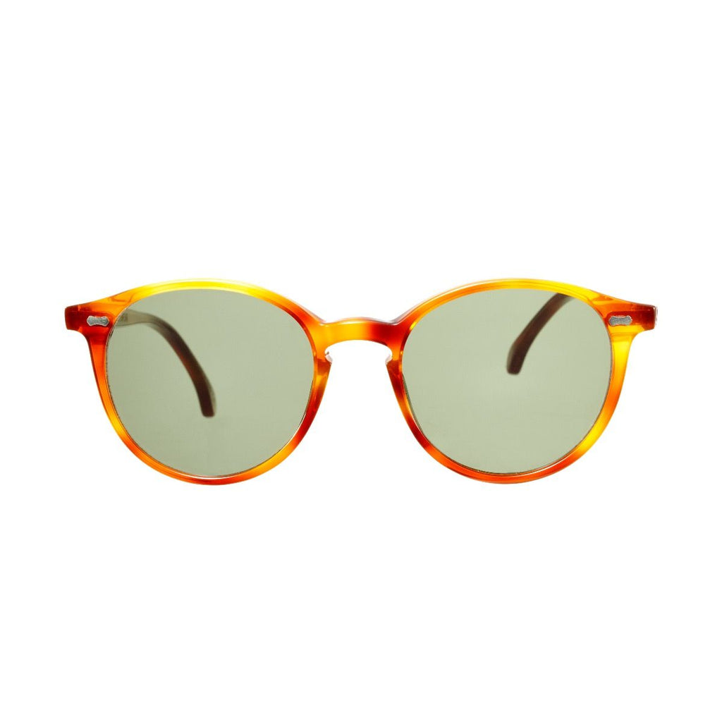 "The Bespoke Dudes ""Cran"" Sunglasses - Tortoise"