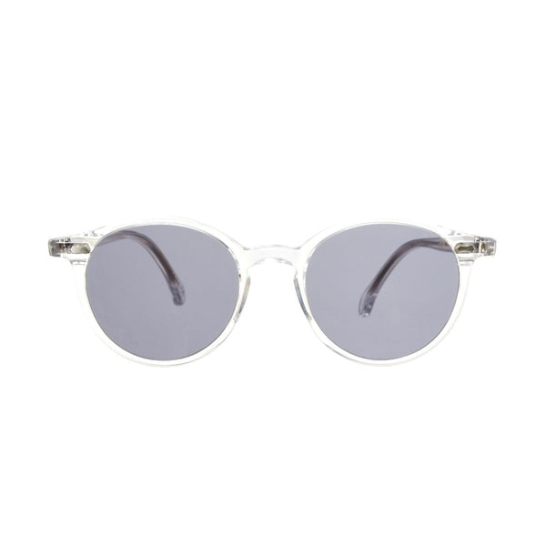 "The Bespoke Dudes ""Cran"" Sunglasses - Clear"