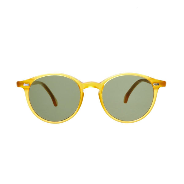 "The Bespoke Dudes ""Cran"" Sunglasses - Honey"