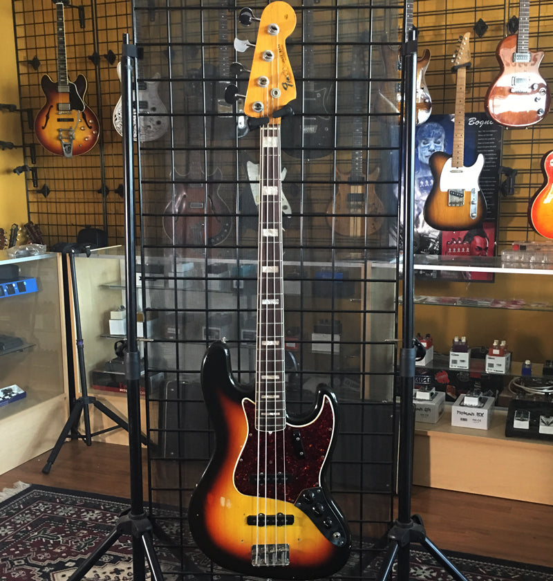 1966-67 Fender Jazz Bass - previously owned by Jon Morrison (Zach Brown/Nic Cowen)