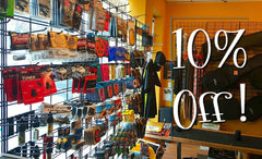 Accessories Sale 10% off