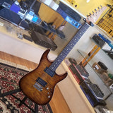 Tom Anderson Cobra S 2017 Tiger Eye Burst