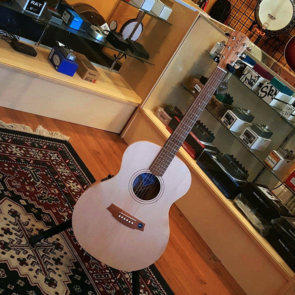 NAMM Special Cole Clark CCAN1E-BM Angel Bunya/Queensland Maple